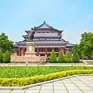 The Sun Yat-Sen Memorial Hall in Guangzhou, China. by kawing921
