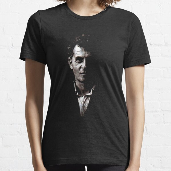 Wittgenstein Essential T-Shirt