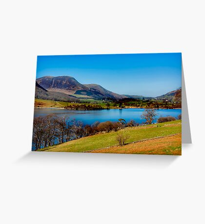 Buttermere  Lake District Greeting Card