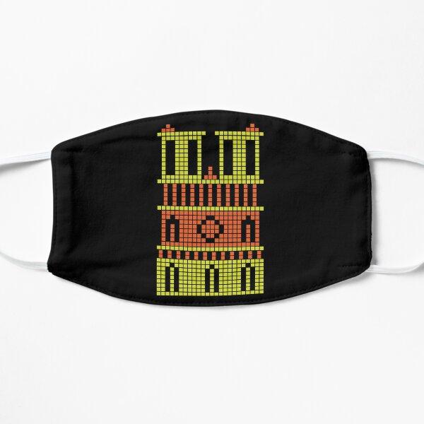 Paris Pixelated Notre Dame - Gift Idea Mask