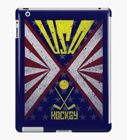 USA Hockey iPad Case/Skin