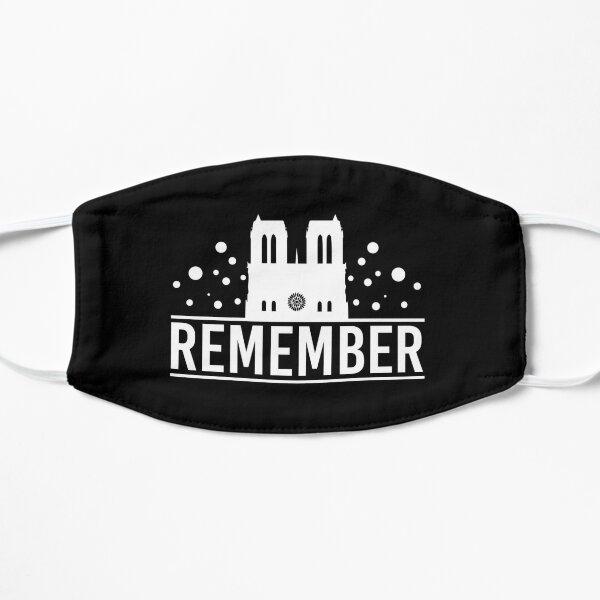 Paris Remember Notre Dame - Gift Idea Mask