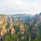 Zhangjiajie National Park in China by kawing921