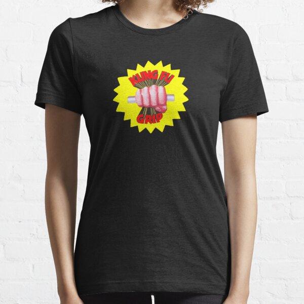 Kung Fu Grip! Gi Joe! Essential T-Shirt