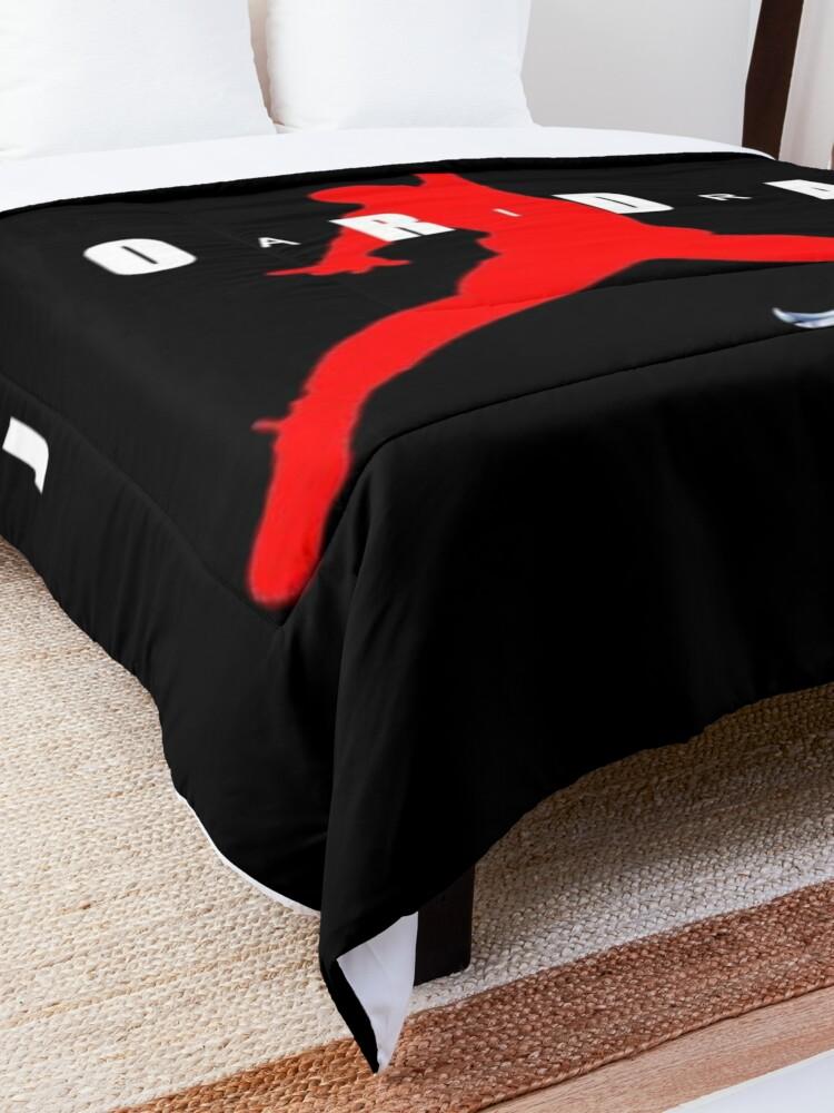Alternate view of Michael Jordan Comforter