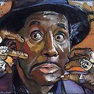 Portrait of a Man by Derek Shockey