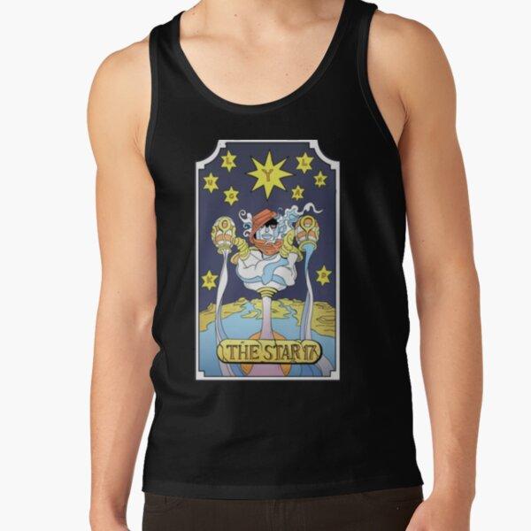 Tarot card The Star Tank Top