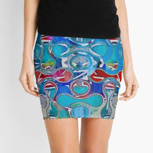 Sleepless Mini Skirt