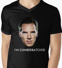 I'M CUMBERBATCHED Men's V-Neck T-Shirt