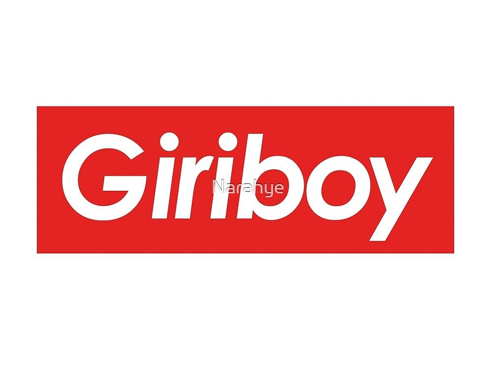 Giriboy by Narahye
