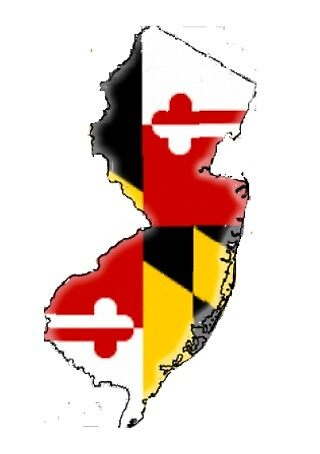 Maryland and New Jersey by kallensb31