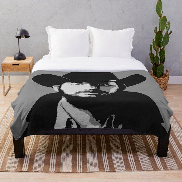 Rip Wheeler (Cole Hauser) Yellowstone TV show Throw Blanket