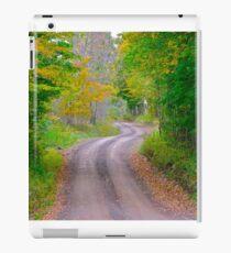 Finch Road iPad Case/Skin