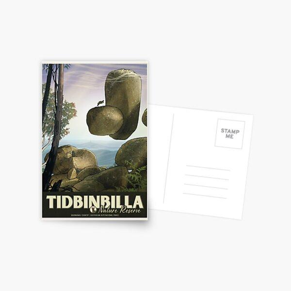 Tidbinbilla Postcard