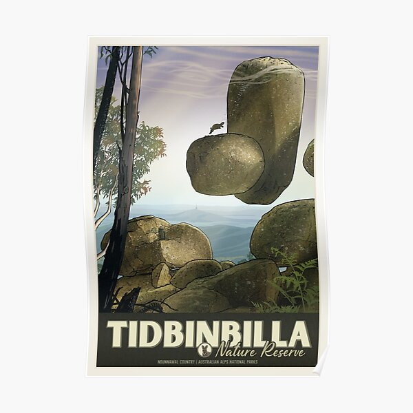 Tidbinbilla Poster