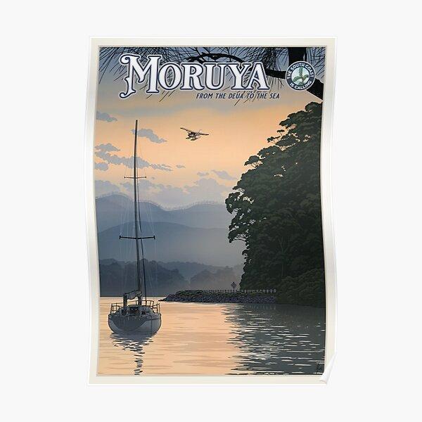 Moruya Poster