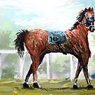 Horse Paint pt4 by Mark Padua