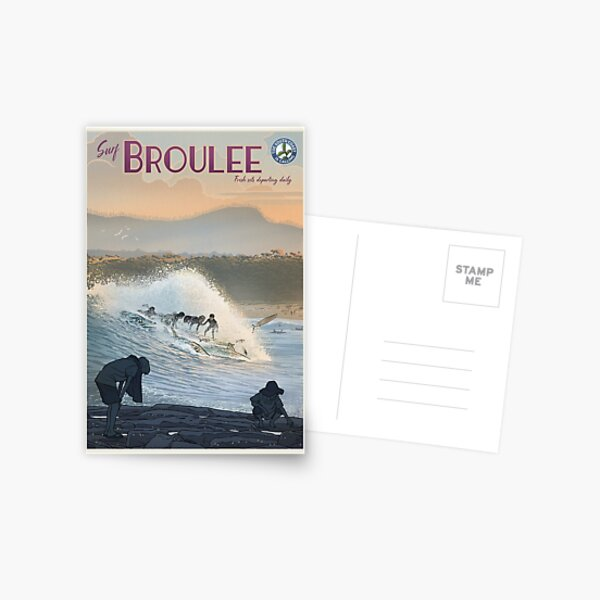 Broulee Postcard