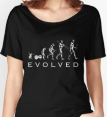 Clarinet Evolution Women's Relaxed Fit T-Shirt
