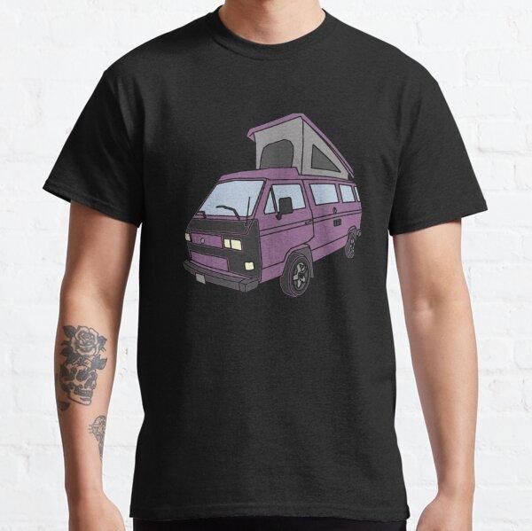Copy of Westfalia Pop Top Camper Van Classic T-Shirt