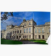 Cardiff University - Main Building Poster
