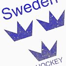 Sweden Hockey by mightymiked