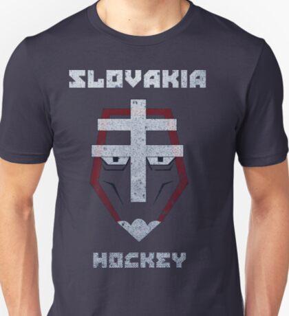 Slovakia Hockey T-Shirt