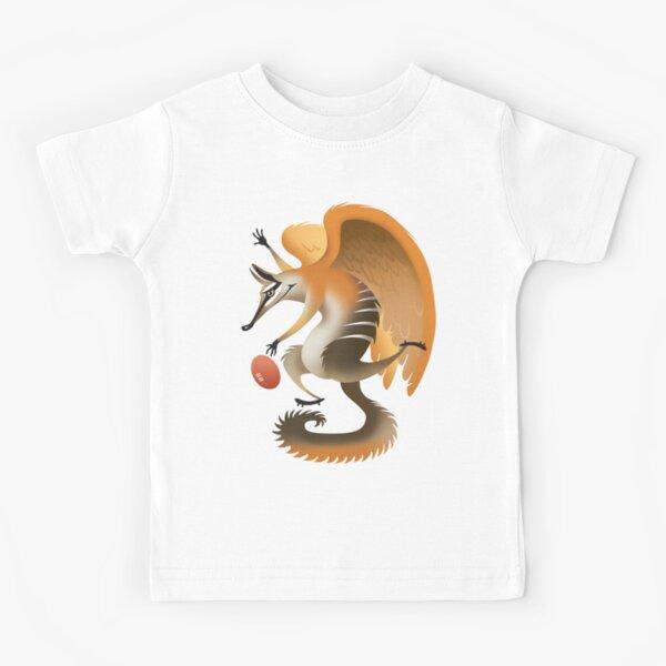 The Flying Numbat Football Club Kids T-Shirt