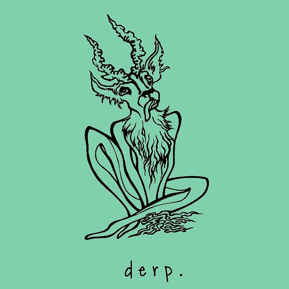 Dear Derp by samizdatstudio