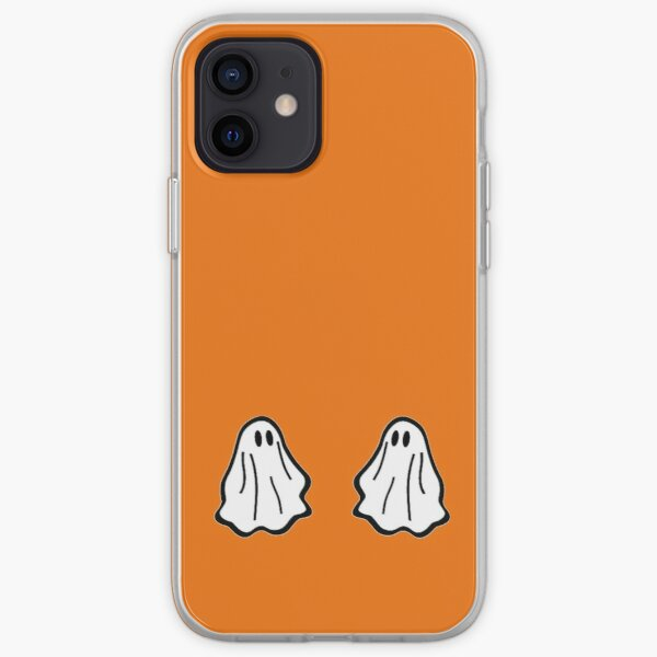 Two Ghosts Inspired Art Work  iPhone Soft Case