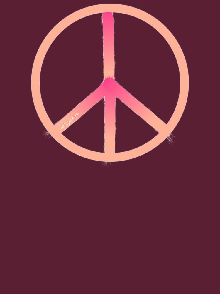 Peace by alizye