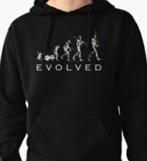 Bagpipe Evolution Pullover Hoodie