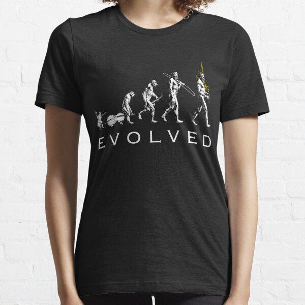 Bagpipe Evolution Essential T-Shirt