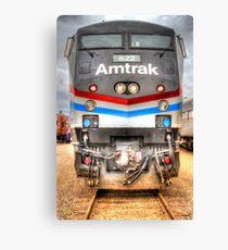 Amtrak Leinwanddruck