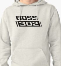 1970 Ford Mustang Boss 302 Pullover Hoodie