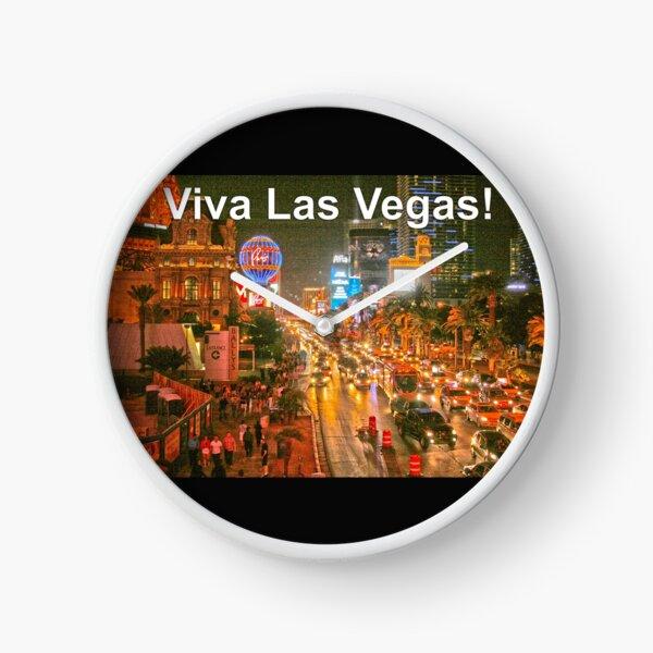 Viva Las Vegas! Uhr