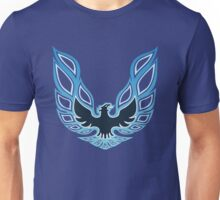 1978 Pontiac Firebird Trans Am (Martinique Blue) Unisex T-Shirt