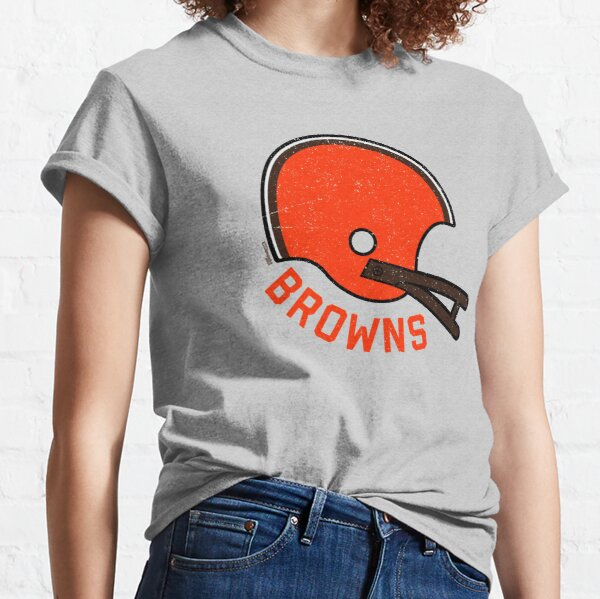Cleveland Browns DamgoodGame Lid Graphic Classic T-Shirt