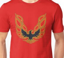 1978 Pontiac Firebird Trans Am (Mayan Red) Unisex T-Shirt