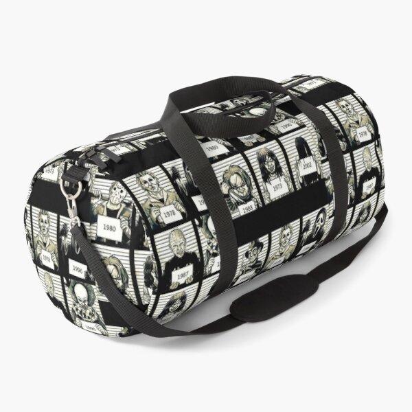 Horror Death Row Duffle Bag