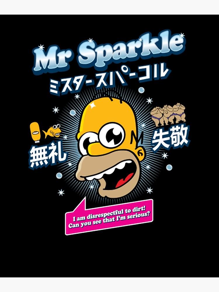 Mr Sparkle '19Simps0nszzz by AndreahMcc