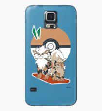 Pokemon Growlithe & Arcanine Case/Skin for Samsung Galaxy