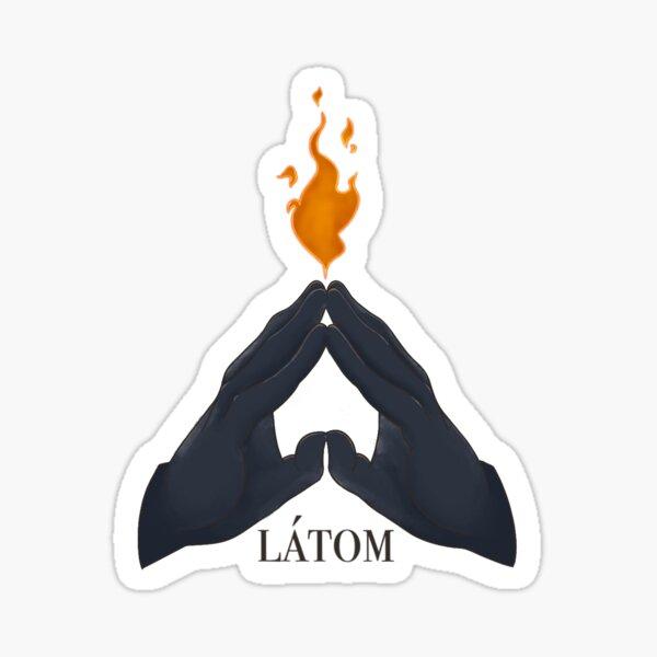 Latom Sticker By Izaburrito Redbubble Amayaa   work from home @pr1ncessamayaa 30 авг. redbubble