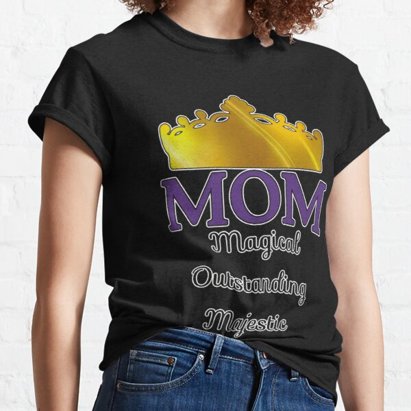 MOM -Magical Outstanding Majestic  Classic T-Shirt