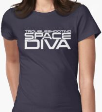 Troubleshooting Space Diva T-Shirt