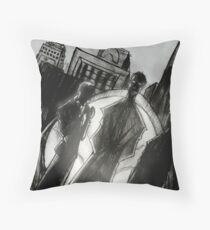 Commissioner Gordon  Throw Pillow