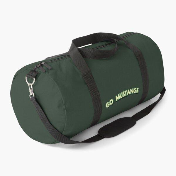 Go mustangs Duffle Bag