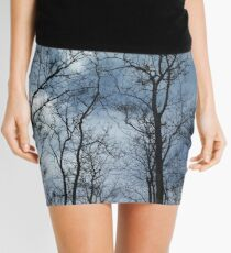 The beautiful deciduous tree  Mini Skirt