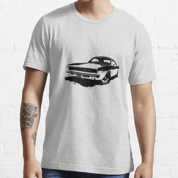 Charger R/T Stencil Essential T-Shirt