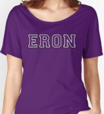 eron Women's Relaxed Fit T-Shirt